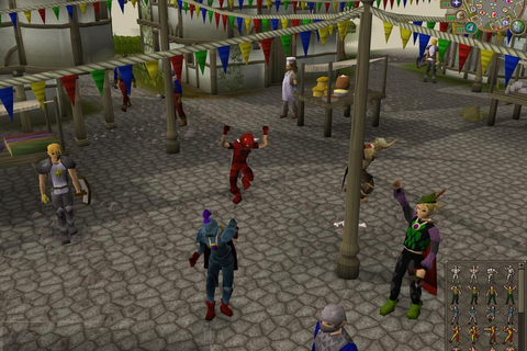 RuneScape bringing 'Old School' 2007 servers back online ...