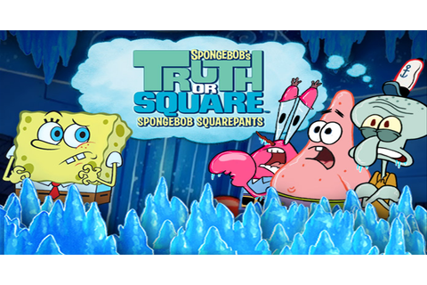 SpongeBob SquarePants: Truth or Square | Free Games for ...