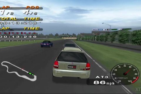 Driving Emotion Type-S Download Game | GameFabrique