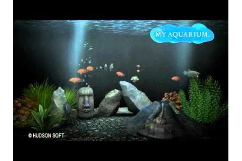 New PS3 Game: My Aquarium. Gameplay video (HD) - YouTube