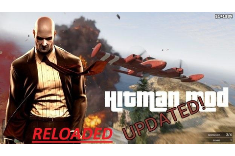 Hitman Mod (UPDATED) (RELOADED) - GTA5-Mods.com