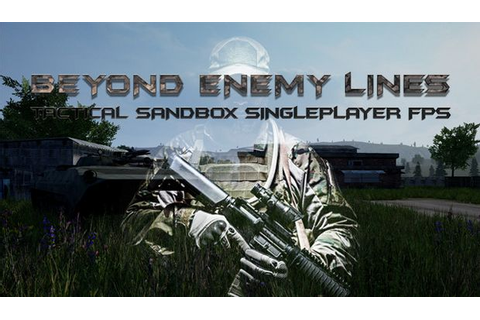 Beyond Enemy Lines Free Download PC Games | ZonaSoft