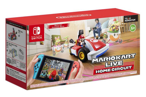 Buy Mario Kart Live: Home Circuit Nintendo Switch Game Pre ...