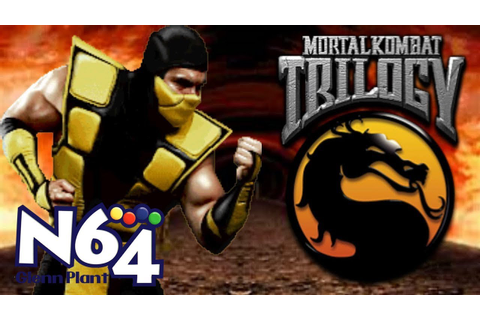 Mortal Kombat Trilogy - Nintendo 64 Review - HD - YouTube