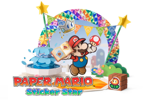 Paper Mario: Sticker Star for Nintendo 3DS | Frivolous ...