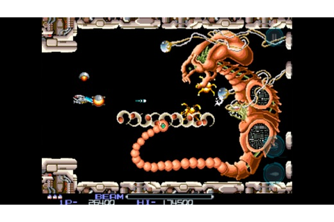 R-TYPE IPA Cracked for iOS Free Download