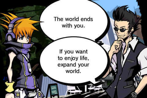 98 best The World Ends With You images on Pinterest ...