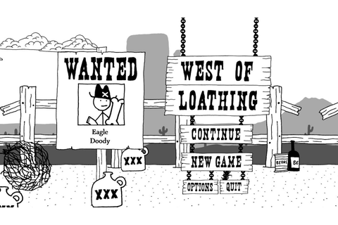 Review: West of Loathing