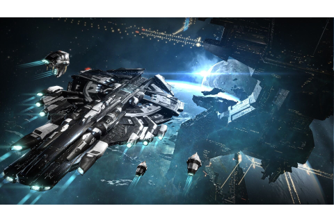 "Eve Online is getting DirectX 12 and ""some pretty serious ..."