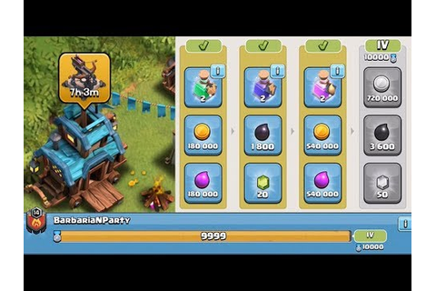 ALL CLAN GAMES REWARDS UNLOCKED! (Almost..) | Clash of ...