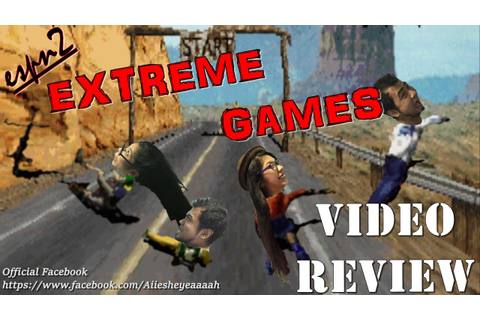 FYG Reviews - ESPN Extreme Games (PC \ MS-Dos) - YouTube