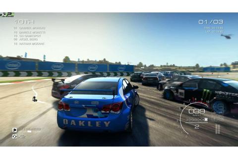 GRID Autosport sur Qwant Games