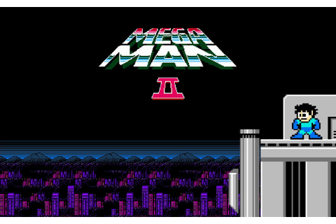 Mega Man 2 Retro Review (NES) - Hey Poor Player