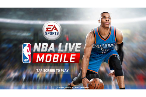 Review: NBA Live Mobile shows great promise in rookie ...
