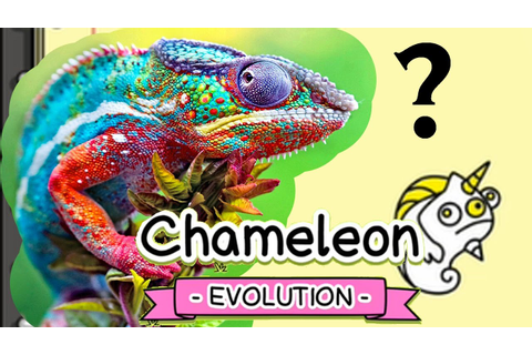 LETS PLAY NEW EVOLUTION GAME (Chameleon Evolution ...