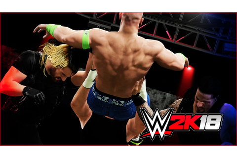 WWE 2K18 TRAILER : The New Era | PC, PS4 & XB1 - YouTube