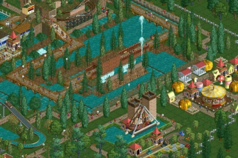 'RollerCoaster Tycoon' Creator Talks Adapting The Classic ...