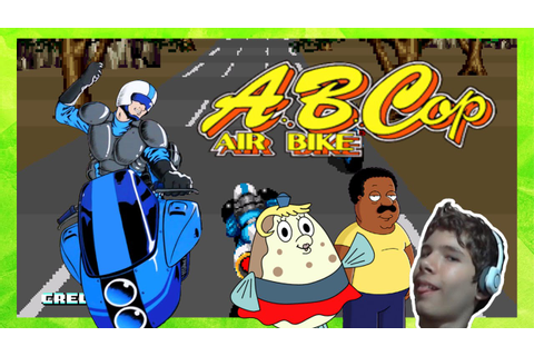 A.B.Cop AIR BIKE - (Not so) Classic Games! - YouTube
