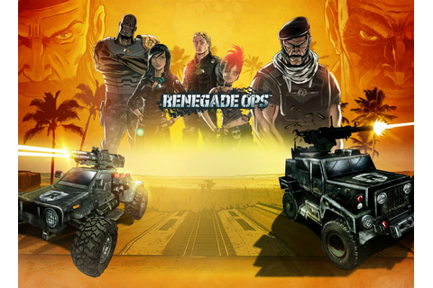 Renegade Ops PC Game Free Download ~ Free Games and Softwares
