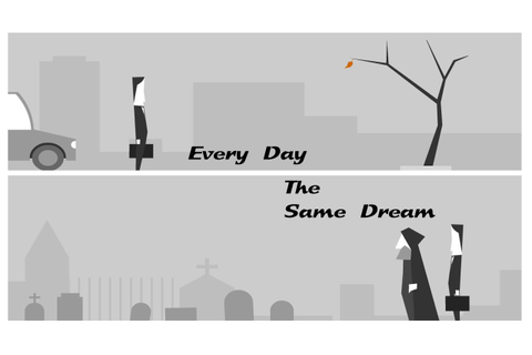 Every Day The Same Dream - Full Walkthrough - YouTube