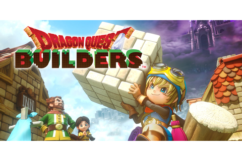 Dragon Quest Builders | Nintendo Switch | Games | Nintendo