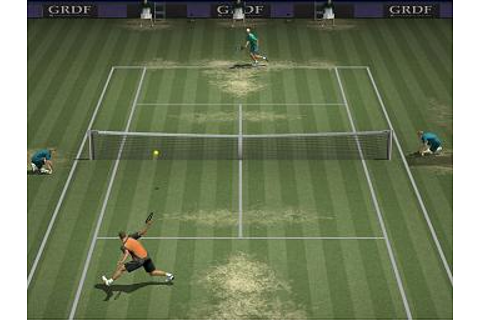 Screens: Smash Court Tennis: Pro Tournament 2 - PS2 (39 of 40)