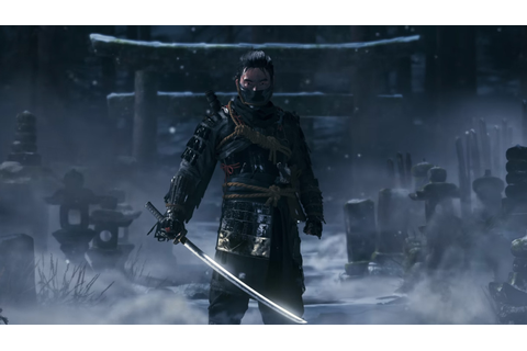 Sucker Punch reveals samurai open world game, Ghost of ...