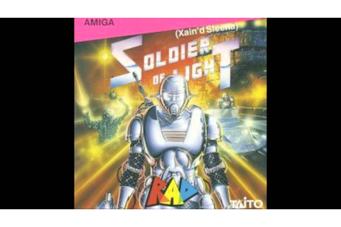 [AMIGA MUSIC] Soldier of Light (Xain'd Sleena) - Title ...