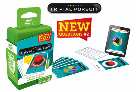 Shuffle Trivial Pursuit 2 - Goliath Games :Goliath Games