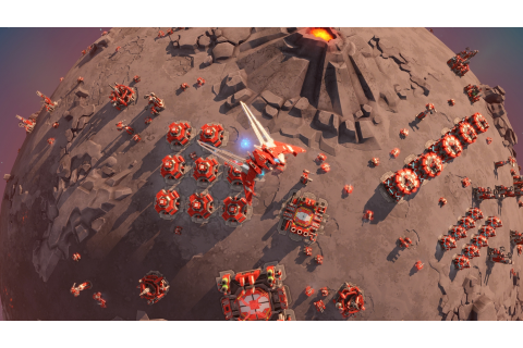 Planetary Annihilation: Titans expansion released | VG247