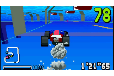 Gameplay: Stunt Race FX (SNES) HD - YouTube