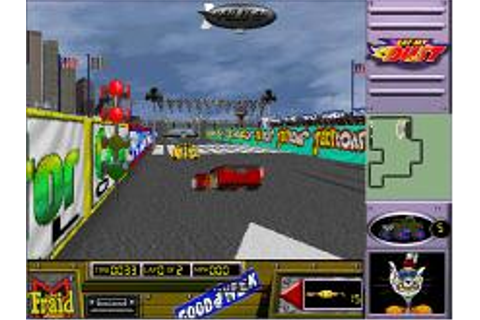 Eat My Dust Download (1997 Sports Game)