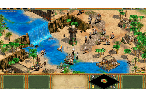 RapidGamesAndSoftwares: Age of Empires II: Forgotten ...