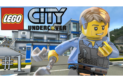 Lego City Undercover FR HD #1 - YouTube