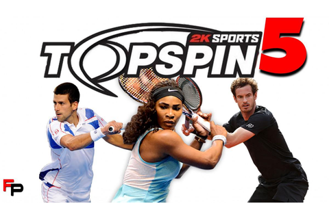 Sports Video Games We Wish Existed - 'Top Spin 5'