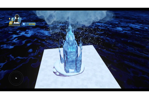 Elsa Ice Palace Set Piece Unlock Nightmare Before ...