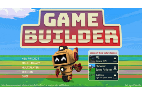 Google's 'Game Builder' tool lets you create 3D games with ...