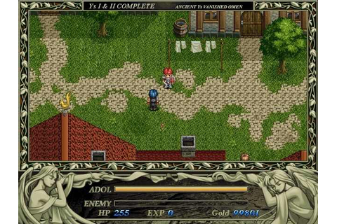 Ys I Ancient Ys Vanished Download Free Full Game | Speed-New
