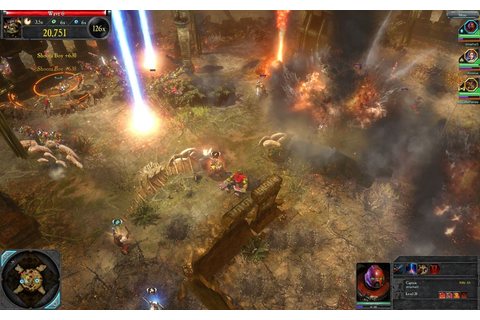 Warhammer 40000: Dawn of War II - Chaos Rising Full ...