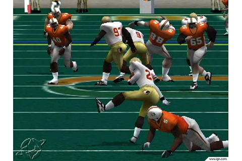 NCAA College Football 2K2: Road to the Rose Bowl - IGN.com