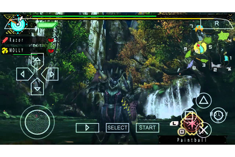 Download Monster Hunter Portable 3rd [ English Patch ] ISO ...