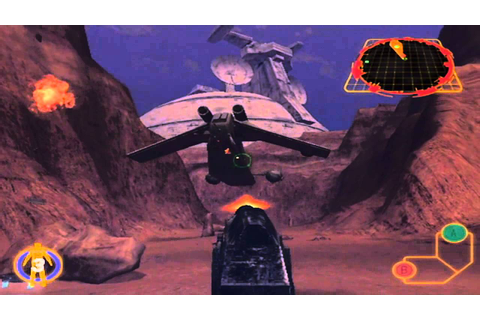 Star Wars Rogue Squadron III: Rebel Strike - Relics of ...