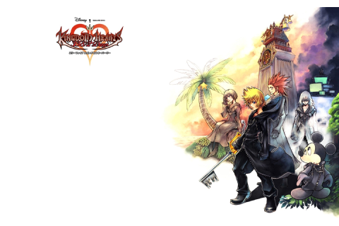Kingdom Hearts 358/2 Days HD Wallpaper | Background Image ...
