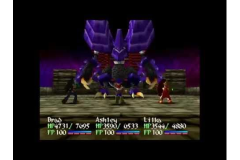 Wild Arms 2 (PS) All Secret Bosses - YouTube
