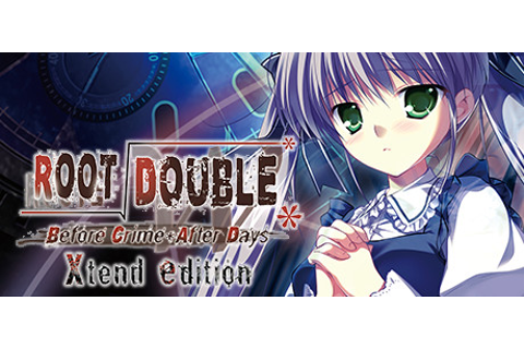 Save 50% on Root Double -Before Crime * After Days- Xtend ...