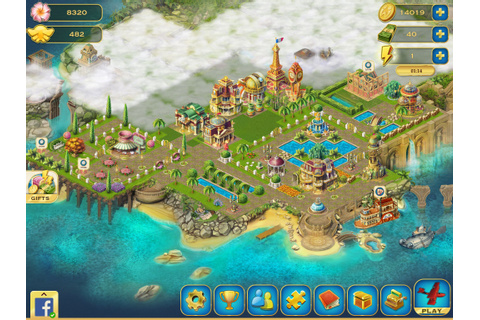 My island so far | Periler