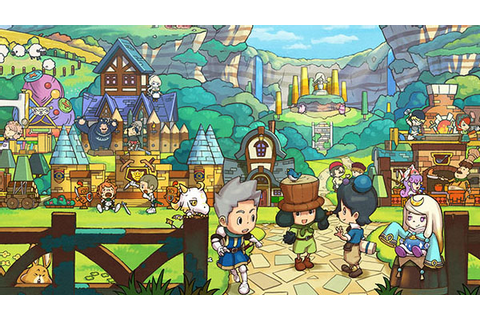 Fantasy Life 2 announced for smartphones - Gematsu