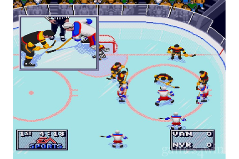 NHL 95 Download - Games4Win