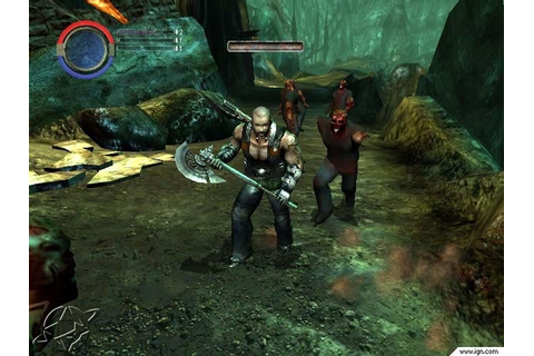 Hunter: The Reckoning Redeemer Screenshots, Pictures ...