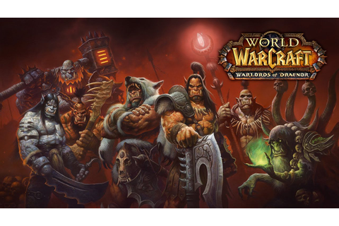 World of Warcraft: Warlords of Draenor Announcement ...